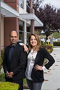 Way.com photoshoot in Fremont, California, on November 14, 2019. (Stan Olszewski for Silicon Valley Business Journal)