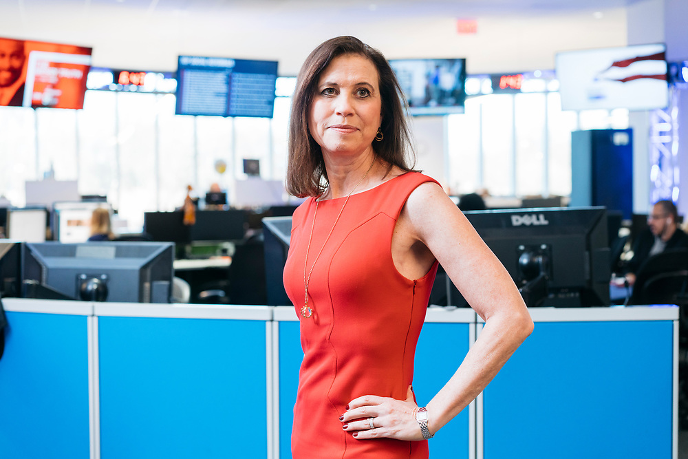 Joanne Lipman, Chief Content Officer of Gannett, which owns USA Today and over 90 other media properties across the country.