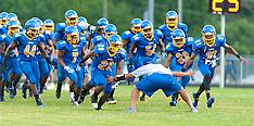 2014 James B. Dudley High (Greensboro) vs Winston Salem Carver High