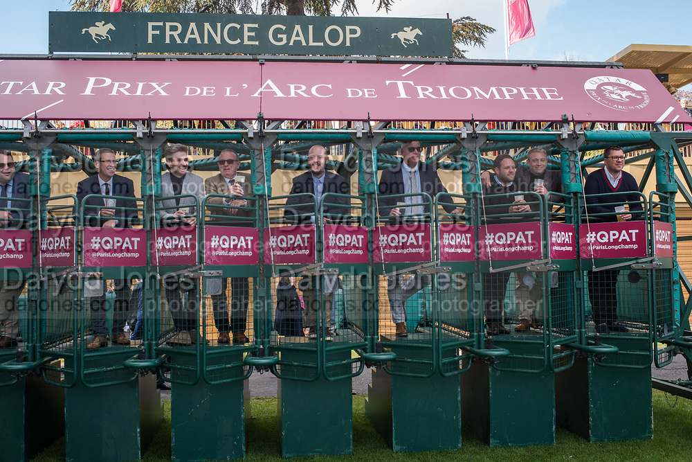 Qatar Prix de l'Arc de Triomphe, Longchamp, Paris, 6 October 2019