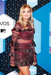 Laura Whitmore arriving at the 2016 MTV Europe Music Awards at the Ahoy Rotterdam on November 6 2016 in Rotterdam, Netherlands. EXPA Pictures &copy; 2016, PhotoCredit: EXPA/ Avalon/ Famous<br /> <br /> *****ATTENTION - for AUT, SLO, CRO, SRB, BIH, MAZ, SUI only*****