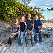 Eades Family Beach Photos