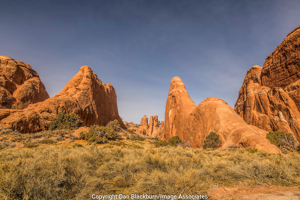 Devils Garden Arches National Park Utah
