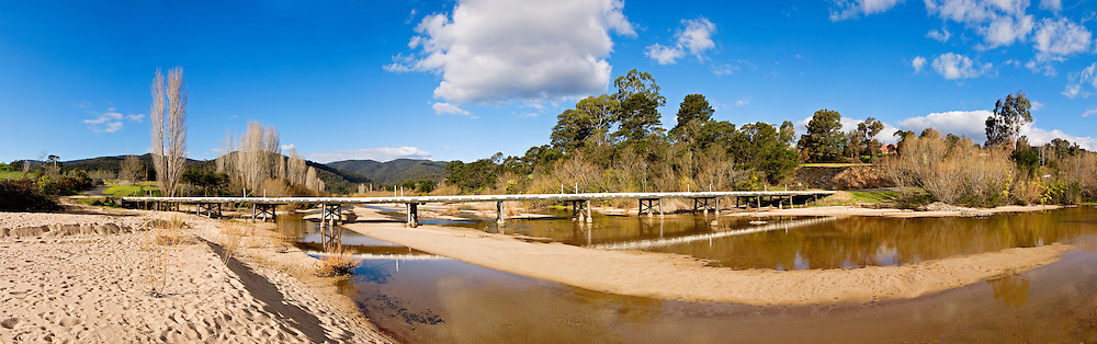 Towamba River, Towamba, New South Wales, Australia
