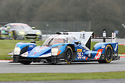 35 LMP2 Baxi BC Racing Alpine / Alpine Nissan / David Cheng / Ho-Pin Tung / Nelson Panciatici during the FIA World Endurance Championship at Silverstone, Towcester, United Kingdom on 15 April 2016. Photo by Craig McAllister.