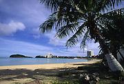 Agana Bay, Guam, Micronesia<br />