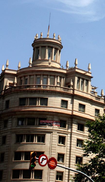 Contemporary Spanish Building 2013.