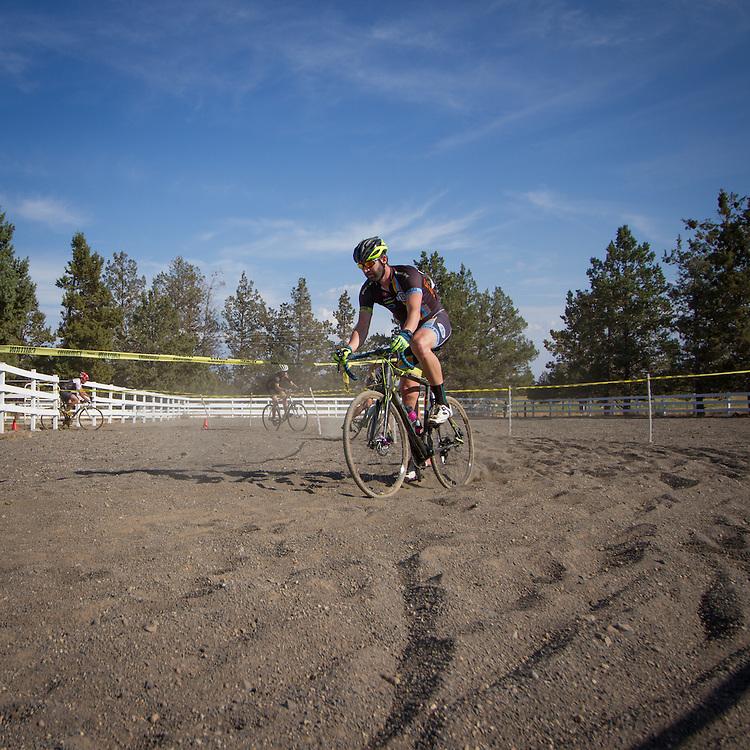 Matt Snow (Hub Cyclery).  © Brian Nelson