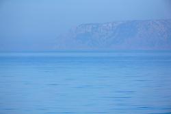 MEDITERRANEAN SEA ARCTIC SUNRISE 3MAY08 - The Greek coast near Zakynthos in the Ionian Sea...jre/Photo by Jiri Rezac..© Jiri Rezac 2008..Contact: +44 (0) 7050 110 417.Mobile:  +44 (0) 7801 337 683.Office:  +44 (0) 20 8968 9635..Email:   jiri@jirirezac.com.Web:    www.jirirezac.com..© All images Jiri Rezac 2008 - All rights reserved.