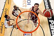 DSC-RX0M2 • 35 mm f/4.0<br /> f/4 • ISO 2000 • 1/800<br /> <br /> BramosMichael <br /> Umana Reyer Venezia - Happy Casa Brindisi<br /> LBA Final Eight 2020 Zurich Connect - Finale<br /> Basket Serie A LBA 2019/2020<br /> Pesaro, Italia - 16 February 2020<br /> Foto Mattia Ozbot / CiamilloCastoria