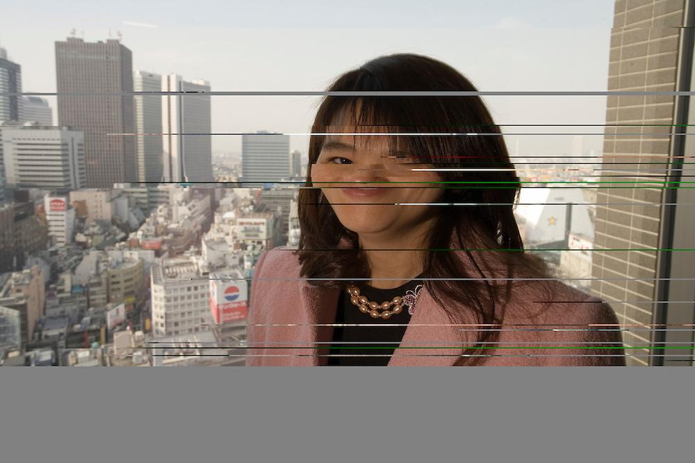 Trend Micro  CEO  Eva Chun