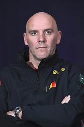 February 8, 2019 - Liege, France - Johan VAN HERCK captain of Belgium (Credit Image: © Panoramic via ZUMA Press)