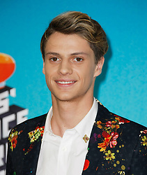 March 23, 2019 - Los Angeles, CA, USA - LOS ANGELES, CA - MARCH 23: Jace Norman attends Nickelodeon's 2019 Kids' Choice Awards at Galen Center on March 23, 2019 in Los Angeles, California. Photo: CraSH for imageSPACE (Credit Image: © Imagespace via ZUMA Wire)