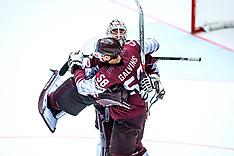 15.05.2018 IIHF ICE HOCKEY WORLD CHAMPIONSHIP - Danmark - Letland 0:1