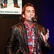 NLD/Amsterdam/20110907 - Presentatie Cosmopolitan Man 2011, optreden Dotan