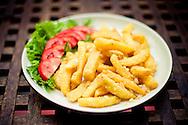 Traditional Vietnamese Food at Highway4 Restaurant Hanoi