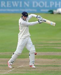 Aneurin Donald of Glamorgan - Mandatory byline: Dougie Allward/JMP - 07966386802 - 22/09/2015 - Cricket - County Ground -Bristol,England - Gloucestershire CCC v Glamorgan CCC - LV=County Championship