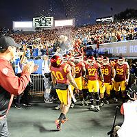 Football | USC @ UCLA | 1st Half