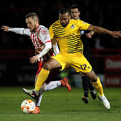 Stevenage v Bristol Rovers