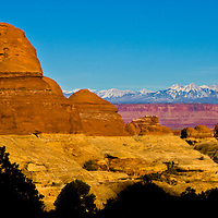 Needles Pano - Canyonlands National Park, UT