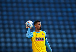 Zak Vyner of Rotherham United - Mandatory by-line: Jack Phillips/JMP - 27/10/2018 - FOOTBALL - Deepdale - Preston, England - Preston North End v Rotherham United - English League Championship