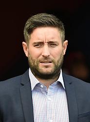 Bristol City head coach Lee Johnson