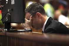 MAR 05 2014  Oscar Pistorius In Court