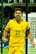 Socceroos v Iraq World Cup Qualifier