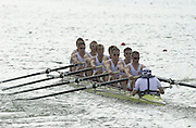 Nottingham, ENGLAND.  <br />  <br />   <br /> Commonwealth Regatta - Nottingham<br /> 20020818<br /> GBR Men's Lightweight 8+