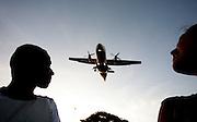 Confins_MG, 24 de Marco de 2010...Veja - Expansao da aviacao no Brasil...Na foto, pista do aeroporto de Confins...Foto: LEO DRUMOND / NITRO