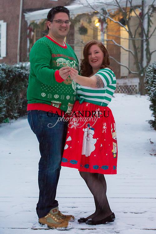 Couples Indoor/Outdoor Photoshoot