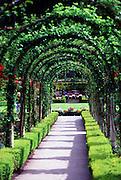 Buchart Gardens, Victoria, Canada