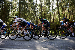 Anna Henderson (GBR) during Ladies Tour of Norway 2019 - Stage 4, a 154 km road race from Svinesund to Halden, Norway on August 25, 2019. Photo by Sean Robinson/velofocus.com