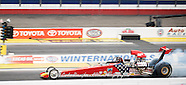 NHRA WinterNationals 2017