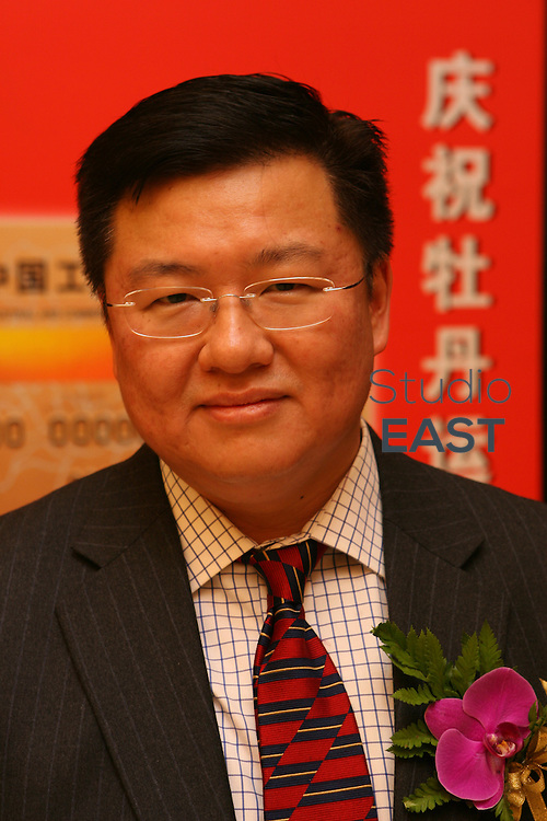 American Express head for China and emerging markets Dave Keung poses for a photo in Beijing, China, Thursday, February 9, 2006. Photo by Servais Mont/Pictobank.