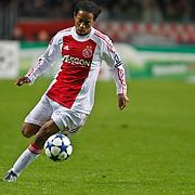 NLD/Amsterdam/20100928 - Champions Leaguewedstrijd Ajax - AC Milan, Urby Emanuelson