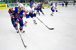 URBAS Jan of Slovenia  at IIHF Ice-hockey World Championships Division I Group B match between National teams of Slovenia and Great Britain, on April 20, 2010, in Tivoli hall, Ljubljana, Slovenia.  (Photo by Vid Ponikvar / Sportida)