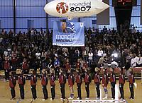 Håndball<br /> Foto: Dppi/Digitalsport<br /> NORWAY ONLY<br /> <br /> PARIS ILE DE FRANCE TOURNAMENT 2006 - PARIS (FRA) - 03 TO 05/11/2006<br /> <br /> Norge v Frankrike<br /> FRANCE V NORWAY (WINNER) - NORWAY TEAM