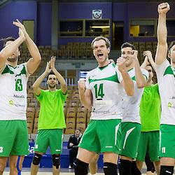 20140406: SLO, Volleyball - ACH Volley vs Panvita