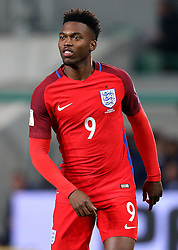 Daniel Sturridge of England - Mandatory by-line: Robbie Stephenson/JMP - 11/10/2016 - FOOTBALL - RSC Stozice - Ljubljana, England - Slovenia v England - World Cup European Qualifier