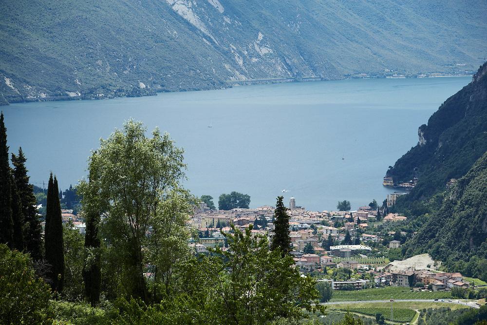 Tenno (TN) -  Riva dl Garda.