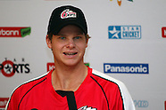 CLT20 - Sydney Sixers Press Conference 12th October
