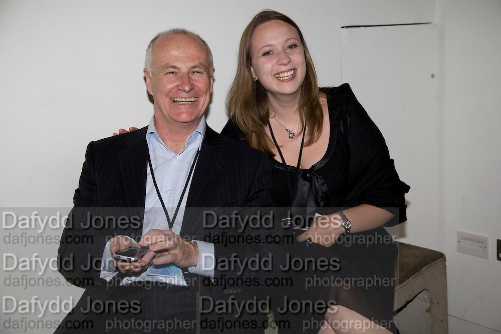 MICHAEL LYNCH; SUSAN ADAMS, The Hayward Gallery 40th birthday Gala. hayward Gallery. South Bank. 9 July 2008 *** Local Caption *** -DO NOT ARCHIVE-© Copyright Photograph by Dafydd Jones. 248 Clapham Rd. London SW9 0PZ. Tel 0207 820 0771. www.dafjones.com.