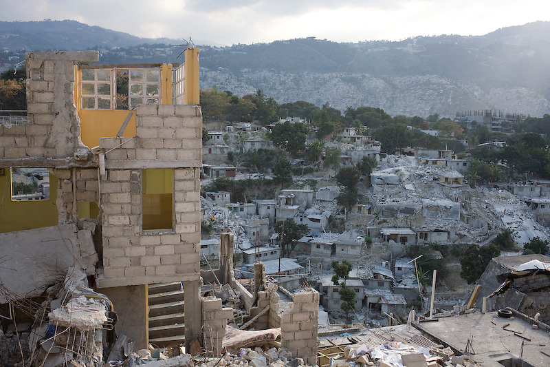 Petionville Haiti, Photo by Ben Depp