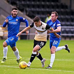 Dumbarton v Montrose, Scottish League One, 15 September 2018