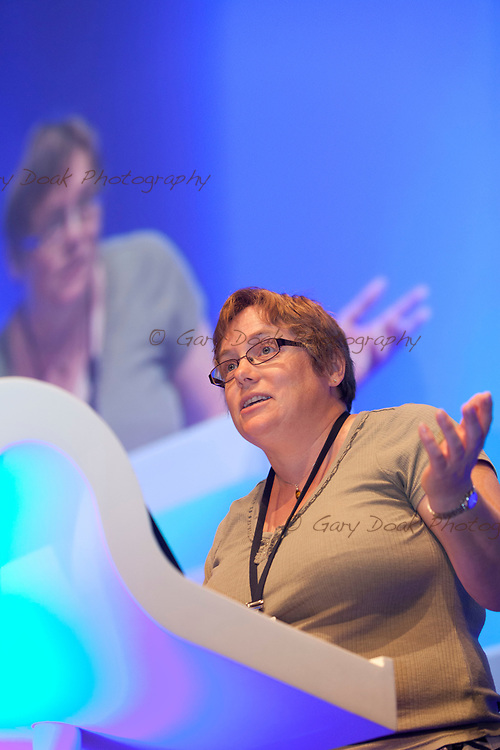 Nicola Hambridge<br /> BMA LMC's Conference<br /> EICC, Edinburgh<br /> <br /> 18th May 2017<br /> <br /> Picture by Gary Doak
