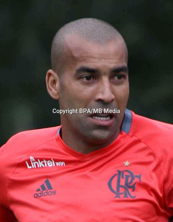 Brazilian Football League Serie A / <br /> ( Clube de Regatas do Flamengo ) - <br /> Marcio Passos de Albuquerque &quot; Emerson Sheik &quot;