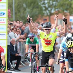 16-09-2018: Wielrennen: Olympia Tour: Beneden Leeuwen<br />Julius Johanson overall winner 63th Olympia Tour