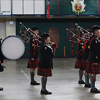 44th Annual Ceremonial Review of the 48th Highlanders Royal Canadian Army Cadet Corps