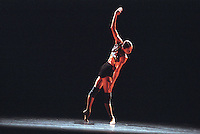 "Sylvie Guillem in choreographer, Russell Maliphant's ""Broken Fall"""